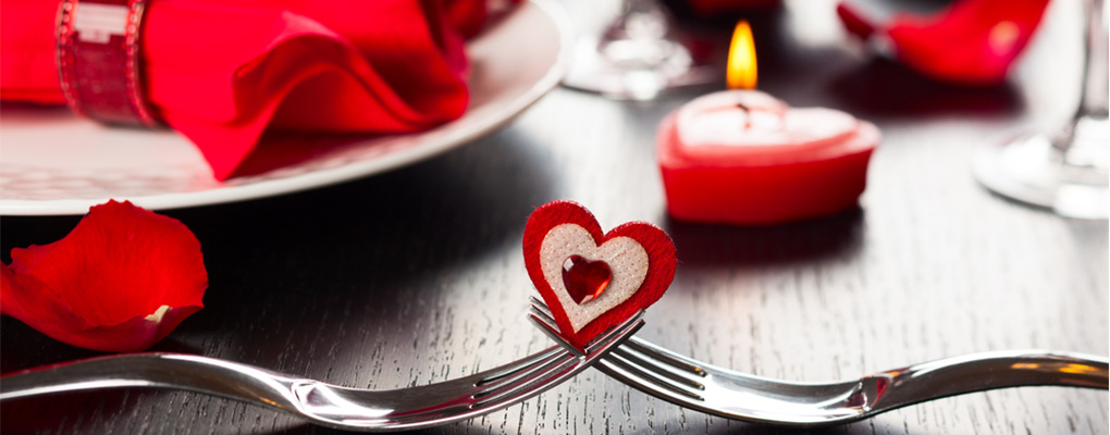 Oslávte Valentína vo Fraise. Pripravili sme pre Vás špeciálne Valentínske menu.